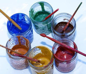 Eco Friendly Earth Paint for Children