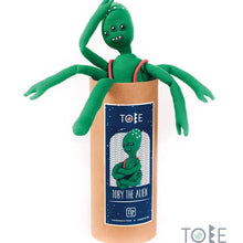 Load image into Gallery viewer, Doll Tobe the Alien (Green)