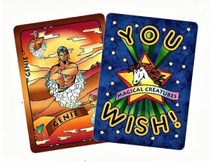 You Wish! - A magical creature card game