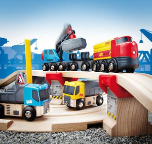 Rail & Road Loading Set