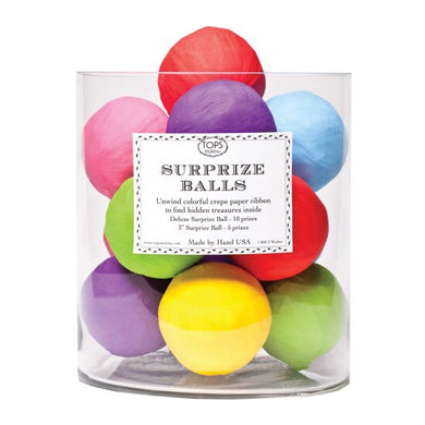 Mini Surprize Ball Multi-colored - Single Unit