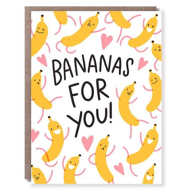 Bananas for you!