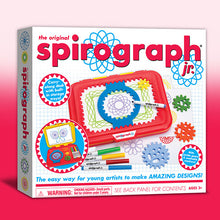 Load image into Gallery viewer, Spirograph Jr. design set!