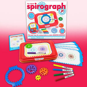 Spirograph Jr. design set!