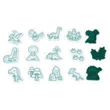 Load image into Gallery viewer, Dino Stamp Set