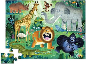 Very Wild Animals - 36 pc Floor Puzzle
