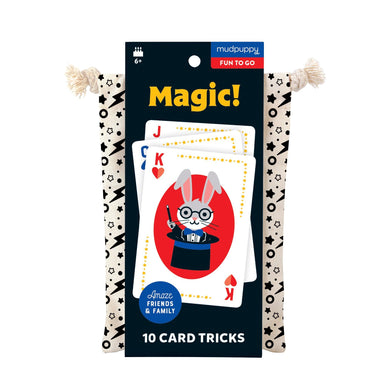 Magic! Playing Cards To-Go