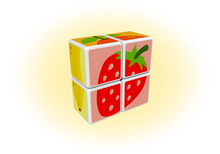 Load image into Gallery viewer, Magicube Fruit