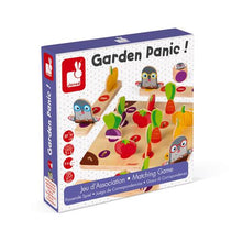 Load image into Gallery viewer, Garden Panic! Matching Game
