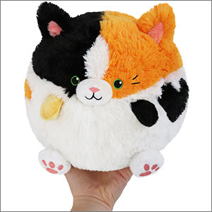 Mini Squishable Calico Cat