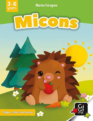 Micons - My first card game