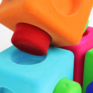Building Blocks for Infants - Soft Blocks