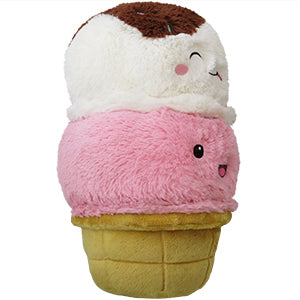 Plush Ice Cream Cone