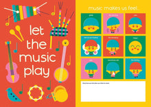 Load image into Gallery viewer, Dot: Happy Magazine for Preschoolers - Music - Volume 20