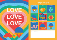 Load image into Gallery viewer, Dot: Happy Magazine for Preschoolers -  Love - Volume 17