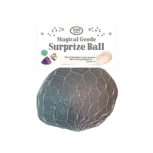 Magical Geode Surprise Ball