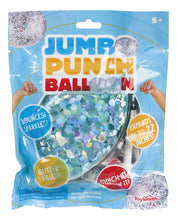 Load image into Gallery viewer, Sparkle Jumbo Punch Balloon