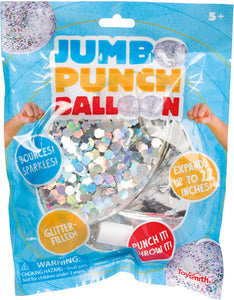 Sparkle Jumbo Punch Balloon