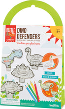 Load image into Gallery viewer, Dino Shrinky Dink Garden Defenders