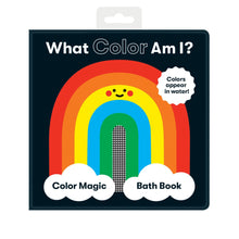 Load image into Gallery viewer, What Color Am I? Color Magic Bath Book