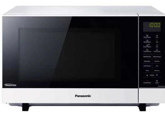 Panasonic NN-SF564WQPQ Flatbed Inverter Microwave Oven