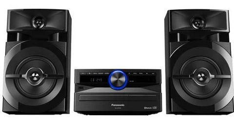 Panasonic SC-UX100GN-K Mini System CD Stereo