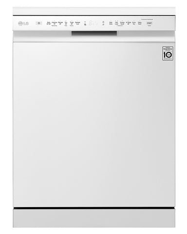 LG XD5B14WH  14 Place QuadWash Dishwasher