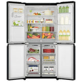 GF-L570MBL  LG 570L Slim French Door Fridge, in Matte Black Finish