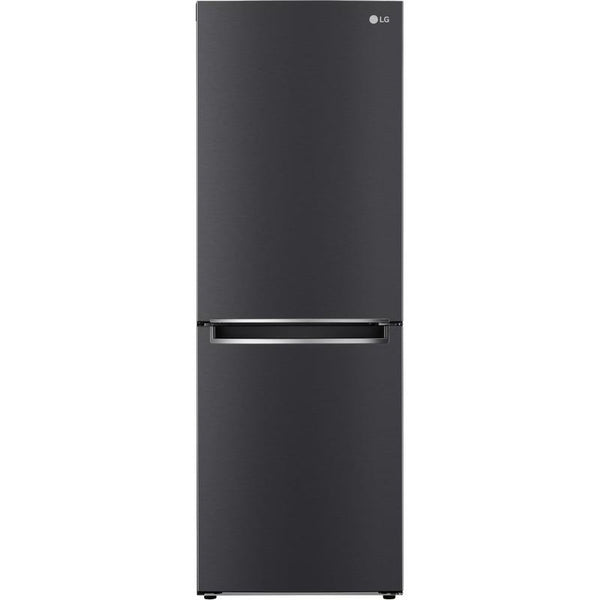 GB-335MBL  LG 335L Bottom Mount Refrigerator Matte Black