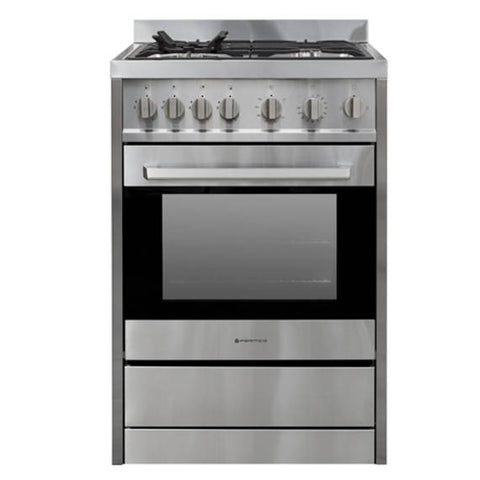 Parmco FS600-GAS GAS Freestanding Gas Stove with Gas Oven