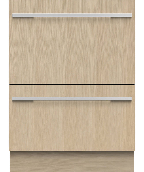 Fisher & Paykel DD60DI9 Integrated Double DishDrawer