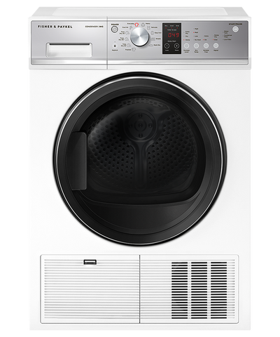 Fisher & Paykel  DE8060P3 8kg Condenser Dryer