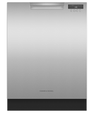 Fisher & Paykel DW60UC2X  Built Under Pocket Handle Dishwasher