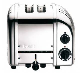 Dualit S.Steel Toaster. Wholesale online. Call 0800 888 334 NZ
