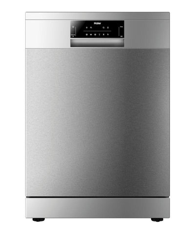 Haier HDW13G1X Dishwasher Stainless Steel