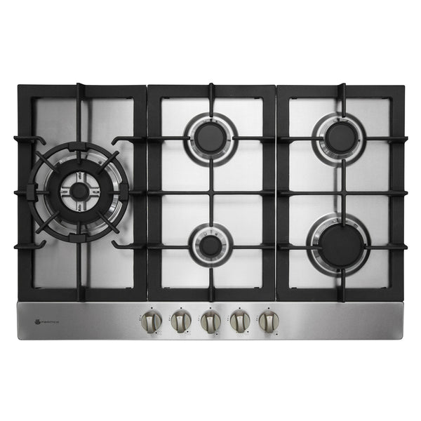 Parmco HO-6-77S-4GW Stainless Steel Gas Hob