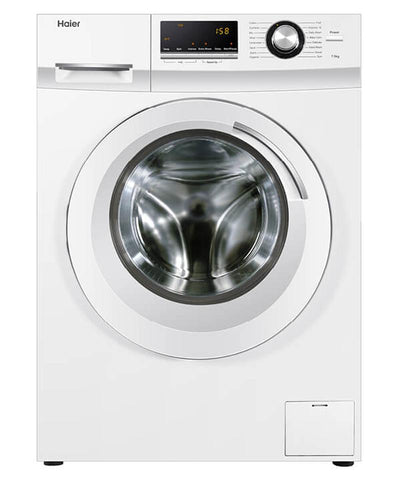 HWF75AW2 Haier 7.5kg Front Loading Washer