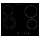 Parmco  HX-2-6NF-CER-T Ceramic Touch Cook Top