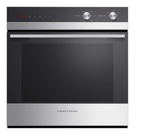 Fisher & Paykel OB60SC5CEX2 Single Stainless Steel Oven