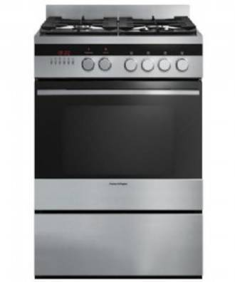 F&P OR60SDBGFX2Cooker. Shop wholesale call 0800 888 334 NZ