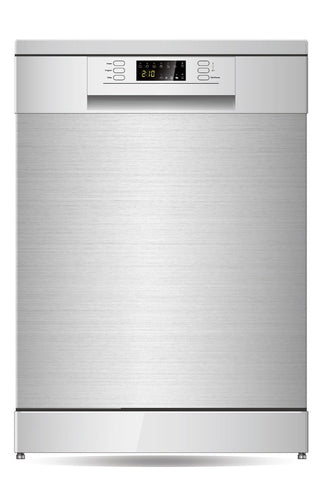 Parmco PD6-PSL-2  Stainless Steel Freestanding Dishwasher