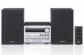 Panasonic SC-PM250GN-S Micro Stereo System Call 0800 888 334 NZ