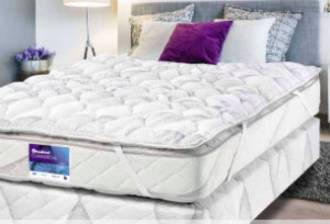 Californian King Topper Pad - SUPER PLUSH TOPPERS - BEDS / BUNKS / TOPPERS / ROLL & FOLDAWAY BEDS - Direct Hospitality Supplies Ltd