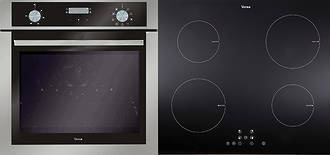 Verso1-1 Parmco Oven and Induction Hob Combo Wholesale price 0800 888 334