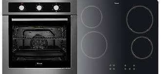 Verso3-1 Parmco Oven and Ceramic  Hob Combo Wholesale price 0800 888 334