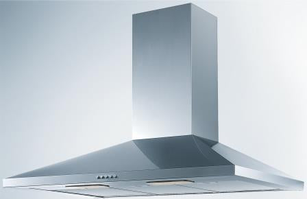 Award CS2-900  90cm Standard Stainless Rangehood