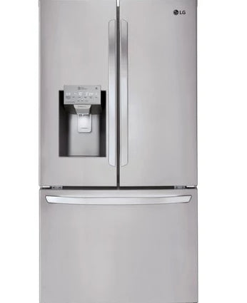LG GF-L677SL  683L Premium Three Door French Door Refrigerator