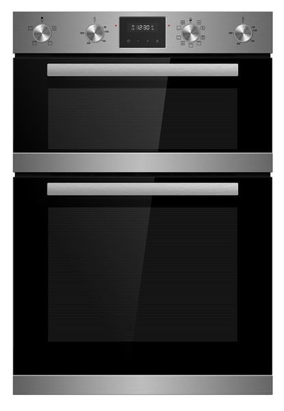 Award O883S  Stainless Built-in Double Oven