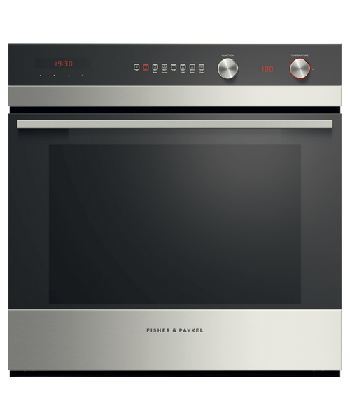 Fisher & Paykel OB60SC7CEPX2 Single Pyrolytic Oven 7 Function
