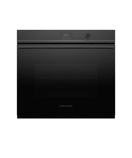 Fisher & Paykel OB76SDPTDB1 Black Pyrolytic Oven